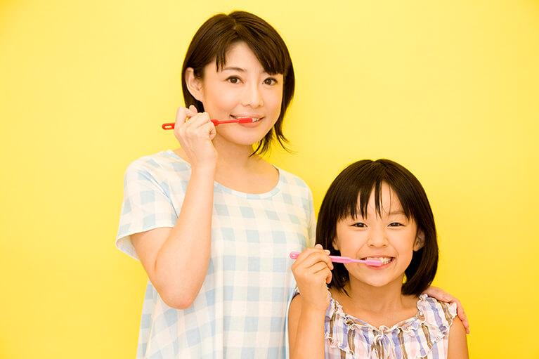 お子さまの歯に関して大切にしてほしいこと